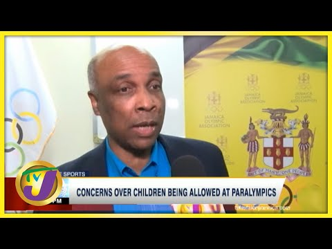 Concerns Over Children Being Allowed at Paralympics - August 20 2021