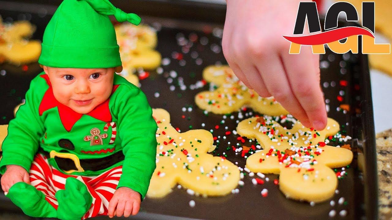 Weihnachtslieder Bäckerei.Video Deutsche Weihnachtslieder 2 In Der Weihnachtsbäckerei