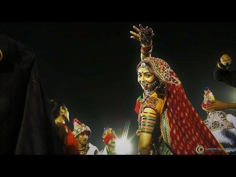 Live Gandhinagar Cultural Forum Navli Navratri 2017: Day 9 Garba