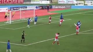 Serie D Girone D Rimini-Mezzolara 4-1