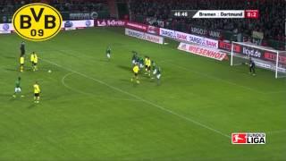 Werder Bremen - Borussia Dortmund 0-5 [Goal and Highlights] 18/1-2013