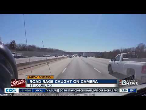 Tailgating Leads To A Flipped  is listed (or ranked) 3 on the list 10 Intense Road Rage Incidents Caught On Dashcams