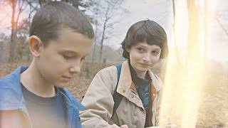 Mike & Eleven   I will never forget you.