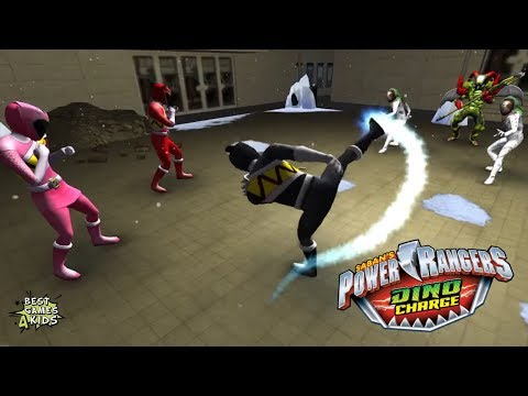 New ARENA Challenges: SUPER BUG SHOWDOWN!   Power Rangers Dino Charge Rumble By StoryToys