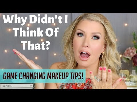 5 PRO MAKEUP ARTIST'S BEST TIPS AND TRICKS REVEALED!