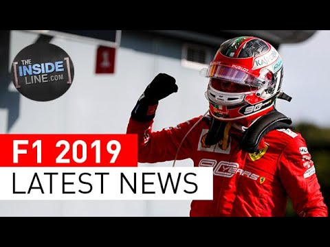 WEEKLY FORMULA 1 NEWS (10 SEPTEMBER 2019)
