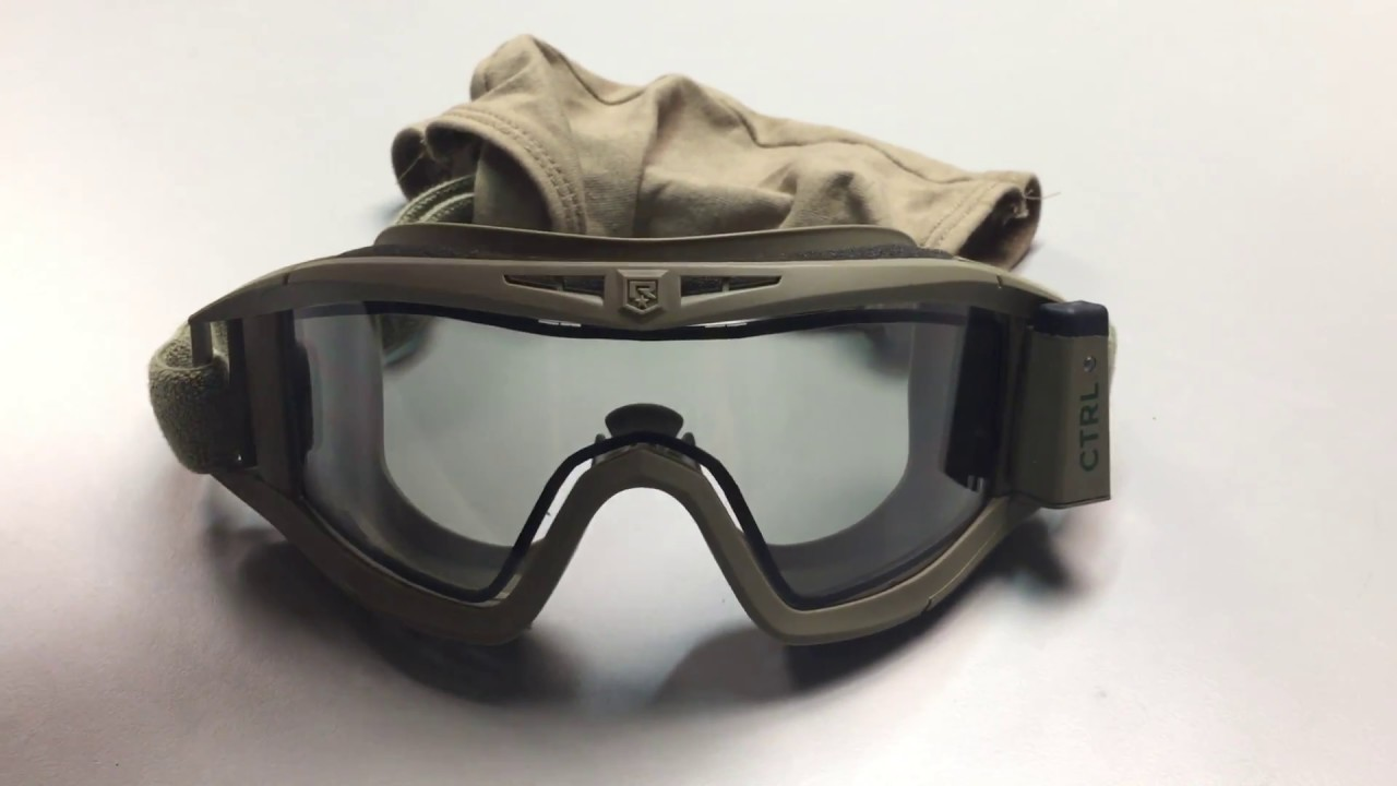 E Tint Mg09 Goggle Lens Removal Installation Youtube