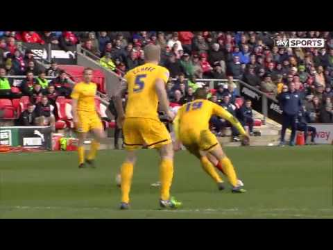 Ball's outrageous chip!   Video   Watch TV Show   Sky Sports