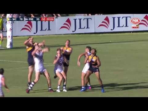JLT Community Series Highlights: West Coast Eagles v Fremantle Dockers