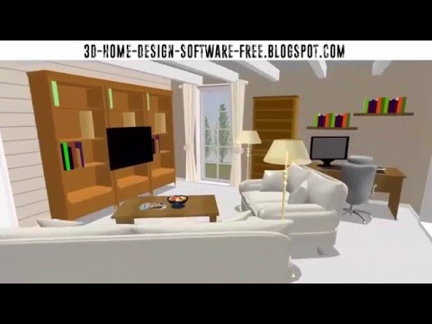 Our 3d home design software
