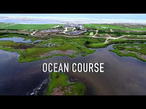 The Ocean Course Kiawah Island 4K