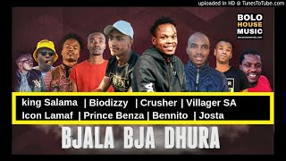 King salama - Bjala Bja Dhura ft Various Artists 2019