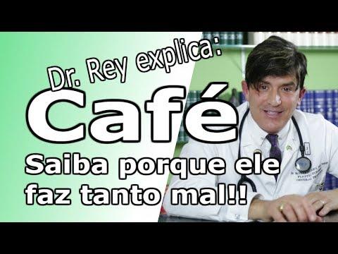 Dr. Rey - Café - você não sabe o mal que ele faz!! - Não deixe de ver este vídeo!!