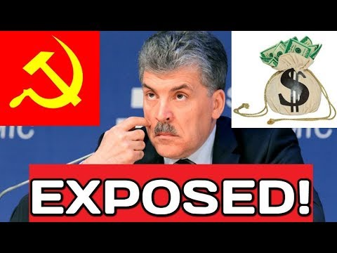 BUSTED: Communist Presidential Candidate Caught Hiding His Foreign Bank Accounts