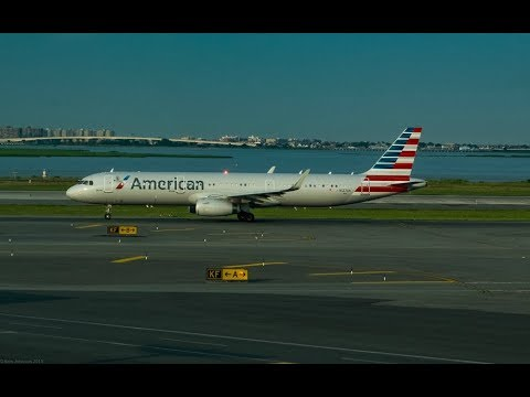 American Airlines Plane Type 32b