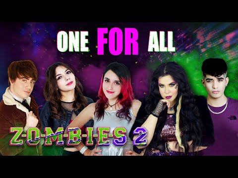 Zombies 2 – One for All (Español) Hitomi Flor ft. Kevin Ramos|Mishi Chwan|Amanda Flor|Marc Winslow