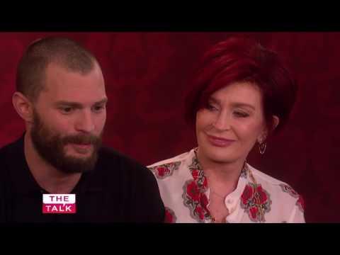 Fifty Shades Darker - Jamie Dornan interview on The Talk