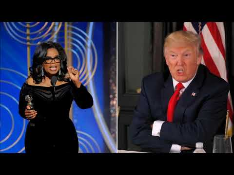 Oprah Reacts To Trump's Tweet Calling Her 'Very Insecure'