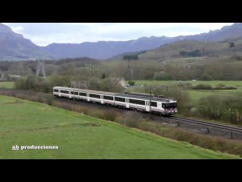 TRAINSPOTTING (VOL. 437). Trenes renfe. Música: Untill Tomorrow (Darline).