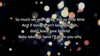 Jennifer Lopez - Get Right, Lyrics In Video