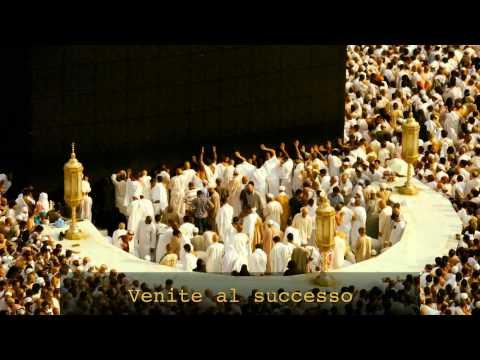 Mecca la chiamata islamica alla preghiera HD