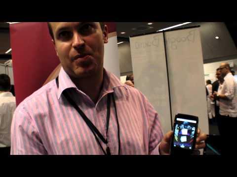 ViewSonic ViewPad V350 smartphone, unlocked dual-sim MSM7227