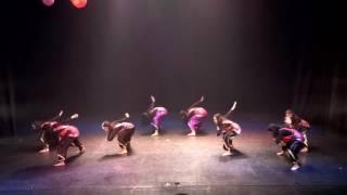 Hey Ganaraya - Bollywood Fusion Dance - Sparkling Stars 2016