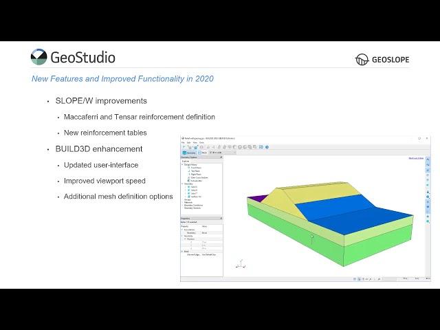 Geostudio 2020 Lanzamiento 1080p