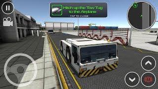 Вождение Тяжелых Машин В Аэропорту - Drive Simulator 2016 Lite