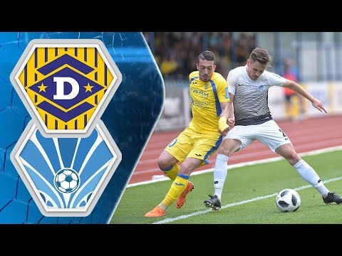 30. krog: Domžale - Ankaran 4:0 ; Prva liga Telekom Slovenije 2017/2018