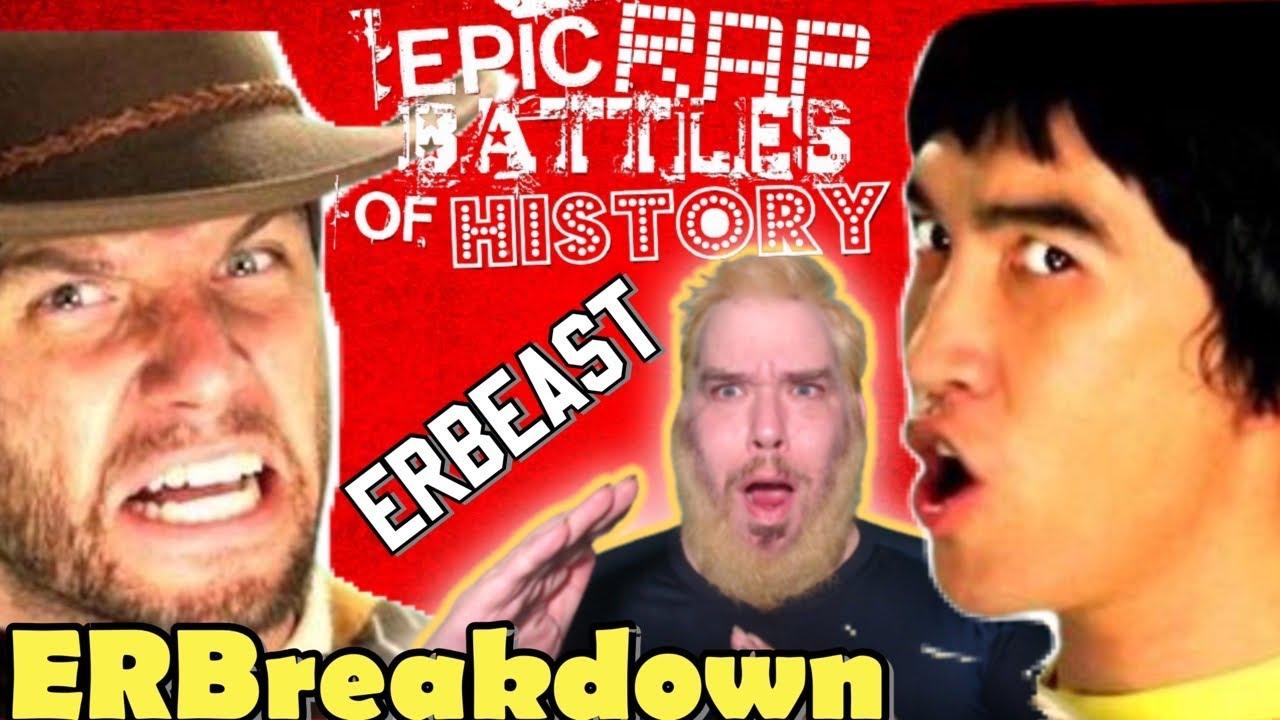 Download BRUCE LEE VS  CLINT EASTWOOD | ERBreakdown History Teacher Reaction
