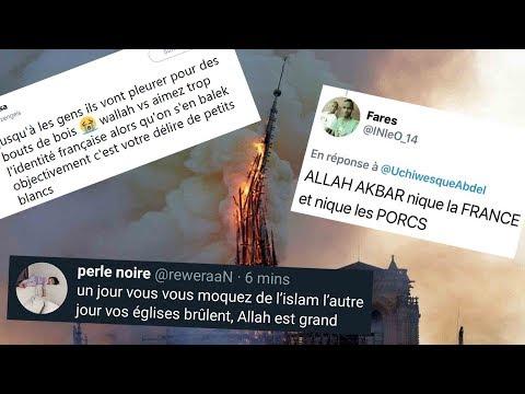 Notre-Dame : Flot de haine sur les réseaux sociaux 🔥📱