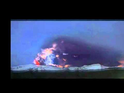 Chile and Iceland thunderstorm volcano eruptions Maybe Haarp & Global Cooling From This
