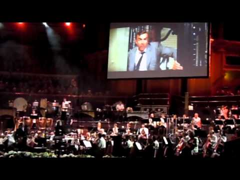 John Barry Memorial Concert - The James Bond Theme