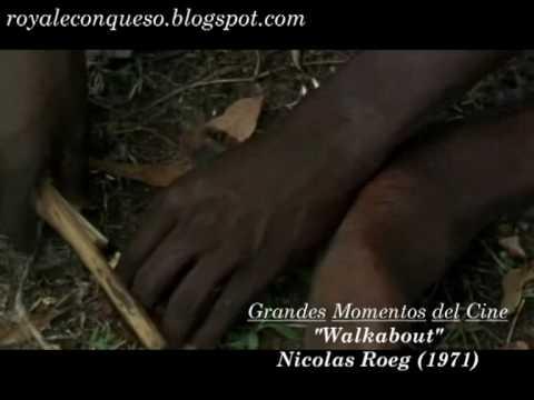 Grandes Momentos del Cine: Walkabout Nicolas Roeg1971 Música: John Barry