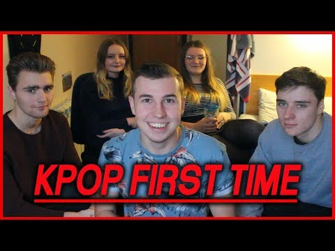 BRITISH STUDENTS REACT TO KPOP (EXO, BLACKPINK & NCT)
