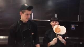 """Учимся готовить роллы и спринг-роллы в ресторане """"Сушия"""""""