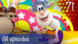 Booba - Compilation of All Episodes - 71 - Cartoon for kids