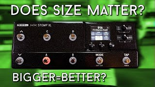 Is more more? Line6 HX Stomp XL Review