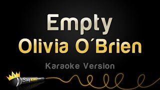 Olivia O'Brien - Empty (Karaoke Version) Video