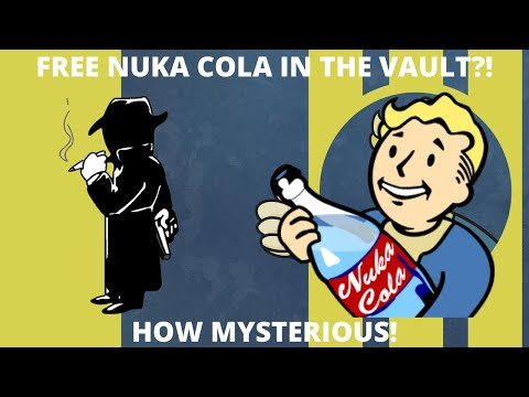 FALLOUT SHELTER ONLINE: FREE NUKA COLA IN YOUR VAULT EVERYDAY! (BUT WHY??)