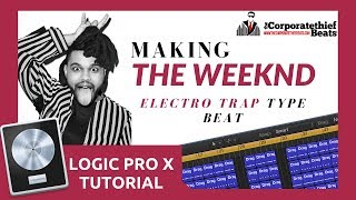 How To Make A Weeknd Electo Rnb Type Beat In Logic 👈 ✅