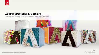 Directories and domains in the Admin Console - Adobe for Enterprise