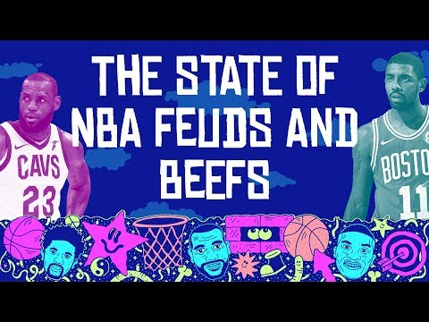 The State of NBA Feuds and Beefs | NBA Previewpalooza | The Ringer