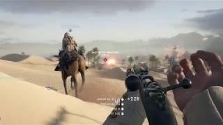 Battlefield 1. Az eddigi legjobb lövésem sniper puskával.