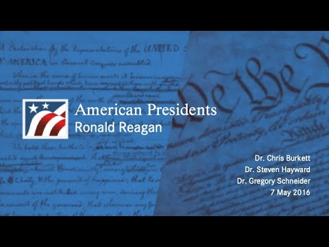 American Presidents: Ronald Reagan