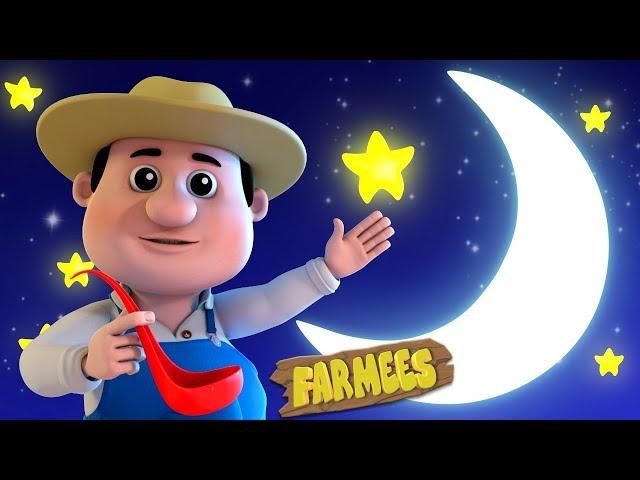 Aiken Drum | Kindergarten Cartoon Nursery Rhymes for Kids | Sing-along Baby Songs by Farmees
