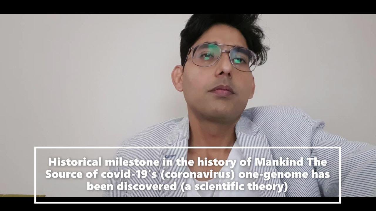 Covid19 sars cov2  source one-genome | Grasshooper | locusts | milestone in the history of Mankind