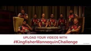#KingfisherMannequinChallenge with Rising Pune Supergiant