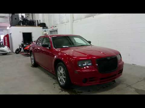 2009 Chrysler 300C W/ Leather, Sunroof, Premium Review | Boundary Ford